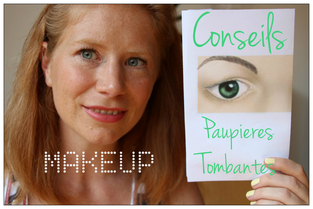maquillage yeux tombants video